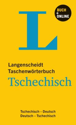 Langenscheidt Taschenwörterbuch Tschechisch - Buch mit Online-Anbindung