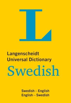 Langenscheidt Universal Dictionary Swedish