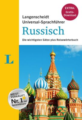 Langenscheidt Universal-Sprachführer Russisch, Redaktion Langenscheidt