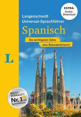 Langenscheidt Universal-Sprachführer Spanisch - Redaktion Langenscheidt |