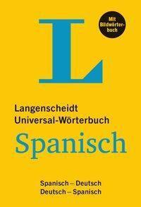 Langenscheidt Universal-Wörterbuch Spanisch - mit Bildwörterbuch -  pdf epub