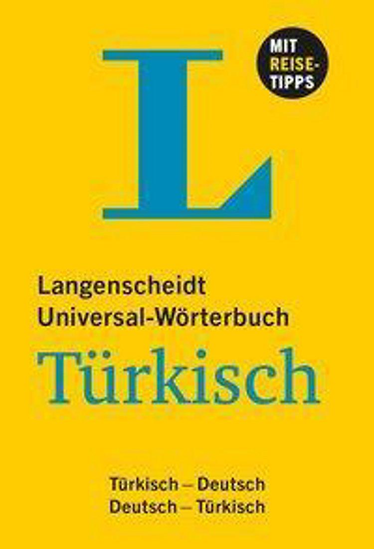 Langenscheidt Universal Wörterbuch Türkisch Buch Weltbildde