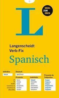 Langenscheidt Verb-Fix Spanisch -  pdf epub