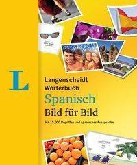 Langenscheidt Wörterbuch Spanisch Bild für Bild