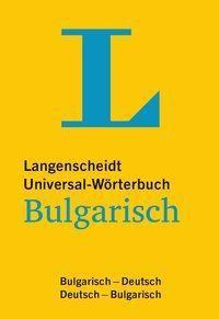 Langenscheidts Universal-Wörterbuch: Langenscheidt Universal-Wörterbuch Bulgarisch -  pdf epub