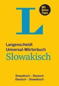 Langenscheidts Universal-Wörterbuch: Langenscheidt Universal-Wörterbuch Slowakisch