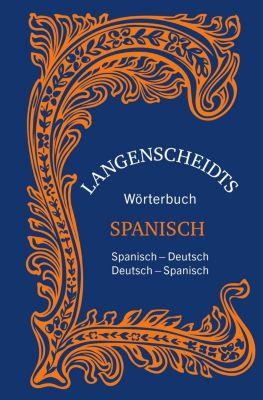 Langenscheidts Wörterbuch Spanisch - Sonderausgabe