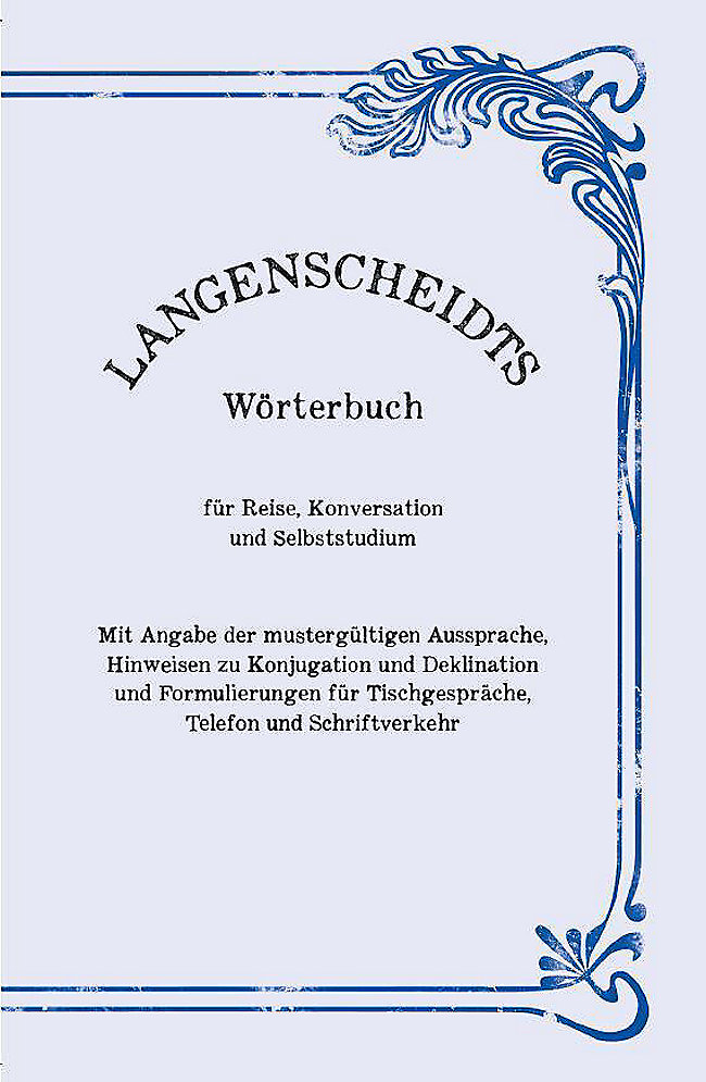 Langenscheidts Wörterbuch Spanisch Sonderausgabe Buch Portofrei