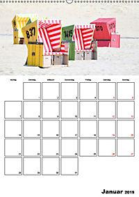 Langeoog - eine Trauminsel (Wandkalender 2019 DIN A2 hoch) - Produktdetailbild 1