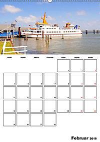 Langeoog - eine Trauminsel (Wandkalender 2019 DIN A2 hoch) - Produktdetailbild 2