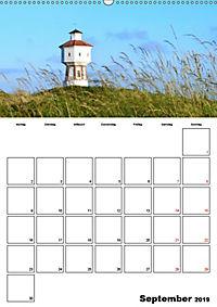 Langeoog - eine Trauminsel (Wandkalender 2019 DIN A2 hoch) - Produktdetailbild 9