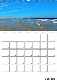 Langeoog - eine Trauminsel (Wandkalender 2019 DIN A2 hoch) - Produktdetailbild 6