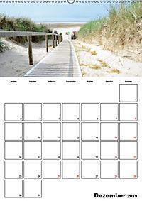Langeoog - eine Trauminsel (Wandkalender 2019 DIN A2 hoch) - Produktdetailbild 12