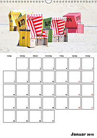 Langeoog - eine Trauminsel (Wandkalender 2019 DIN A3 hoch) - Produktdetailbild 1