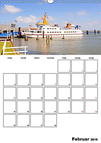 Langeoog - eine Trauminsel (Wandkalender 2019 DIN A3 hoch) - Produktdetailbild 2