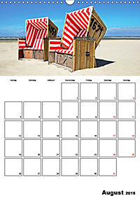 Langeoog - eine Trauminsel (Wandkalender 2019 DIN A3 hoch) - Produktdetailbild 8