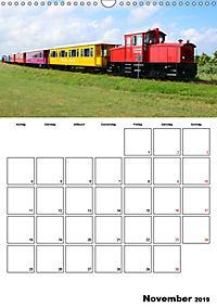 Langeoog - eine Trauminsel (Wandkalender 2019 DIN A3 hoch) - Produktdetailbild 11