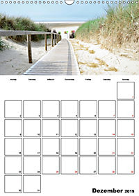 Langeoog - eine Trauminsel (Wandkalender 2019 DIN A3 hoch) - Produktdetailbild 12