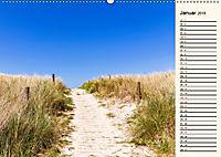 Langeoog Geburtstagskalender (Wandkalender 2019 DIN A2 quer) - Produktdetailbild 1