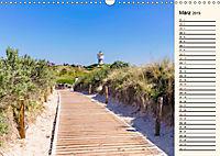 Langeoog Geburtstagskalender (Wandkalender 2019 DIN A3 quer) - Produktdetailbild 3