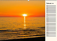 Langeoog Geburtstagskalender (Wandkalender 2019 DIN A2 quer) - Produktdetailbild 2