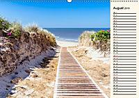 Langeoog Geburtstagskalender (Wandkalender 2019 DIN A2 quer) - Produktdetailbild 8