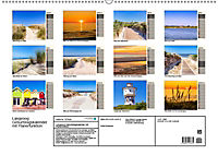 Langeoog Geburtstagskalender (Wandkalender 2019 DIN A2 quer) - Produktdetailbild 13