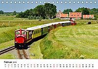 Langeoog - Sommer, Sonne, Strand (Tischkalender 2019 DIN A5 quer) - Produktdetailbild 2
