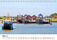 Langeoog - Sommer, Sonne, Strand (Tischkalender 2019 DIN A5 quer) - Produktdetailbild 3