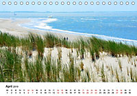 Langeoog - Sommer, Sonne, Strand (Tischkalender 2019 DIN A5 quer) - Produktdetailbild 4