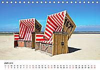 Langeoog - Sommer, Sonne, Strand (Tischkalender 2019 DIN A5 quer) - Produktdetailbild 6