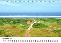 Langeoog - Sommer, Sonne, Strand (Tischkalender 2019 DIN A5 quer) - Produktdetailbild 11