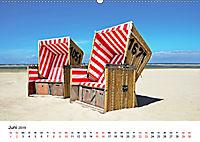 Langeoog - Sommer, Sonne, Strand (Wandkalender 2019 DIN A2 quer) - Produktdetailbild 6