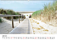 Langeoog - Sommer, Sonne, Strand (Wandkalender 2019 DIN A2 quer) - Produktdetailbild 7