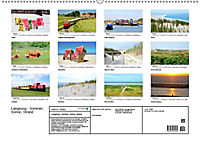 Langeoog - Sommer, Sonne, Strand (Wandkalender 2019 DIN A2 quer) - Produktdetailbild 13