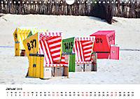 Langeoog - Sommer, Sonne, Strand (Wandkalender 2019 DIN A4 quer) - Produktdetailbild 1