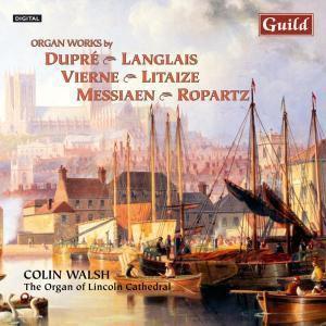 Langlais/Suite Breve/+, Colin Walsh