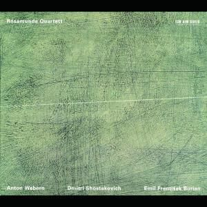 Langsamer Satz/Streichquartette, Rosamunde Quartett