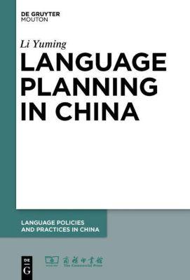 Language Planning in China, Li Yuming