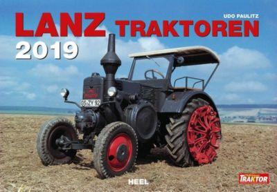 Lanz Traktoren 2019, Udo Paulitz
