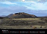 Lanzarote Beautiful Canary Island (Wall Calendar 2019 DIN A4 Landscape) - Produktdetailbild 1