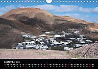 Lanzarote Beautiful Canary Island (Wall Calendar 2019 DIN A4 Landscape) - Produktdetailbild 9