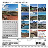 LANZAROTE Created by Volcanoes (Wall Calendar 2019 300 × 300 mm Square) - Produktdetailbild 13