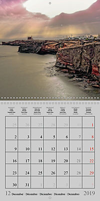 LANZAROTE Created by Volcanoes (Wall Calendar 2019 300 × 300 mm Square) - Produktdetailbild 12