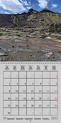 LANZAROTE Created by Volcanoes (Wall Calendar 2019 300 × 300 mm Square) - Produktdetailbild 9