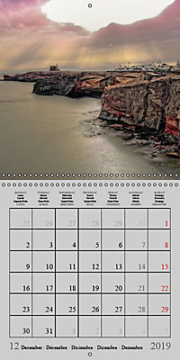 LANZAROTE Created by Volcanoes (Wall Calendar 2019 300 × 300 mm Square) - Produktdetailbild 12