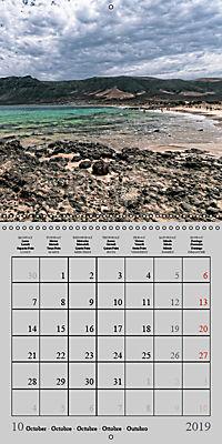 LANZAROTE Created by Volcanoes (Wall Calendar 2019 300 × 300 mm Square) - Produktdetailbild 10