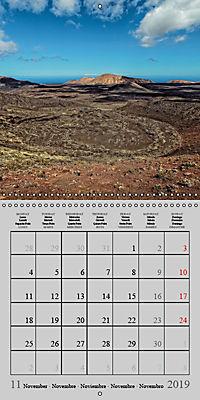 LANZAROTE Created by Volcanoes (Wall Calendar 2019 300 × 300 mm Square) - Produktdetailbild 11