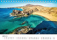 Lanzarote - Insel aus Feuer (Tischkalender 2019 DIN A5 quer) - Produktdetailbild 6