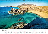 Lanzarote - Insel aus Feuer (Wandkalender 2019 DIN A2 quer) - Produktdetailbild 6